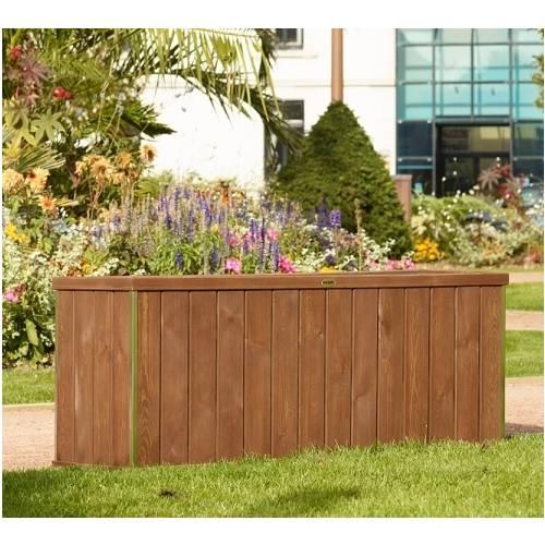 Jardiniere Bois Design : Bois Design – Rectangulaire : vente Jardini?re Bois Design