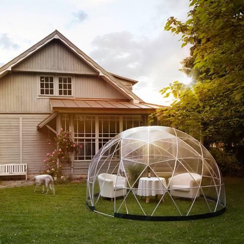 Abri de Jardin Polyvalent - 10m² - Garden Igloo : vente Abri de ...