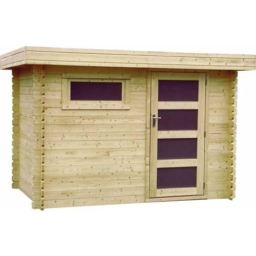abri de jardin en bois bois 28 mm 5 9 m2 vente abri de jardin en bois bois 28 mm 5 9 m2. Black Bedroom Furniture Sets. Home Design Ideas