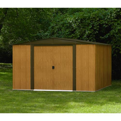 Abri de jardin en acier 11 58 m2 chalet jardin vente for Abri de jardin acier