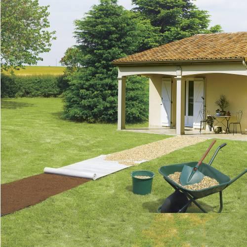 feutre g otextile 1x25m 100g m vente feutre. Black Bedroom Furniture Sets. Home Design Ideas