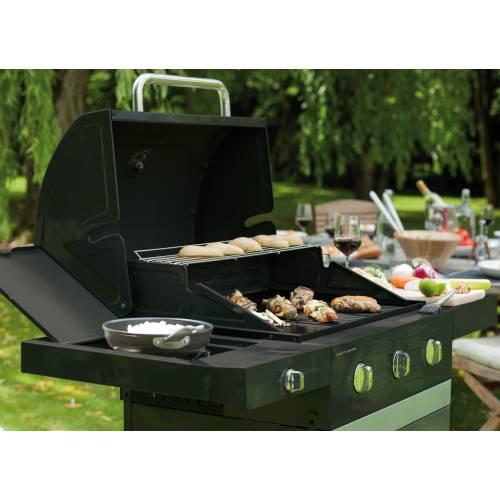 barbecue gaz fidgi 3 cook in garden vente barbecue. Black Bedroom Furniture Sets. Home Design Ideas