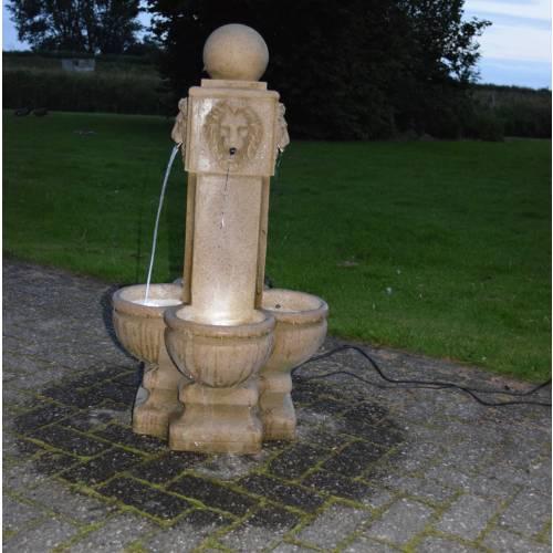 Fontaine de jardin luzern ubbink vente fontaine de jardin luzern ubbink - Vente de fontaine de jardin ...