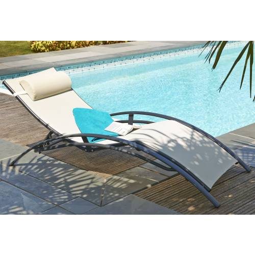 bain de soleil design ecru ex vente bain de soleil. Black Bedroom Furniture Sets. Home Design Ideas