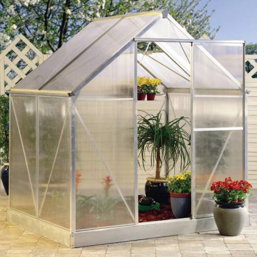 Serre de jardin en polycarbonate 3 m acd vente serre de jardin en poly - Serre de jardin en polycarbonate belgique ...