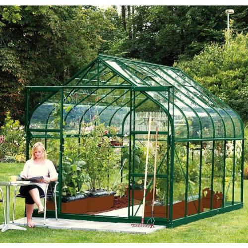 Serre de jardin diana 11500 lams vente serre de jardin - Prix d une serre de jardin ...