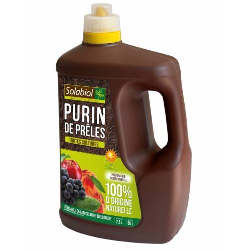 Purin de pr les 2 5 litres solabiol vente purin de for Purin de consoude achat