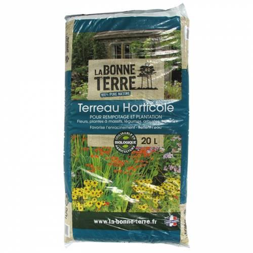 Terreau horticole biologique vente terreau horticole for Acheter les plantes