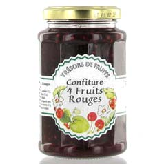 4 Red Fruits Jam