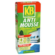 Anti-Mousses surfaces dures - KB