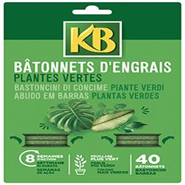 Batonnets Nutritifs Plantes Vertes