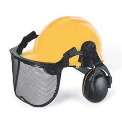 Casque forestier complet - Mc Culloch