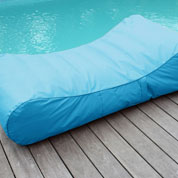 Chaise Longue Gonflable – Turquoise - Sitin Pool
