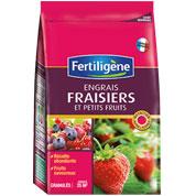 Engrais Fraisiers et Petits Fruits - Fertiligène