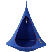 Hamac Suspendu - Cacoon Simple - Bleu