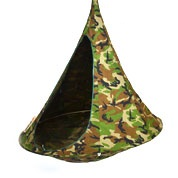 Hamac suspendu - Cacoon Simple - Camouflage