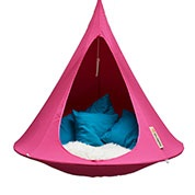 Hamac Suspendu - Cacoon Simple - Fuchsia