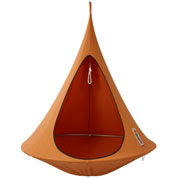 Hamac Suspendu - Cacoon Simple - Orange