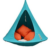 Hamac Suspendu - Cacoon Simple - Turquoise