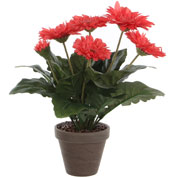 Plante Artificielle - Gerbera Rose - MICA