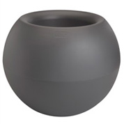 Pure Ball - D50 cm H40 cm - Anthracite - Elho