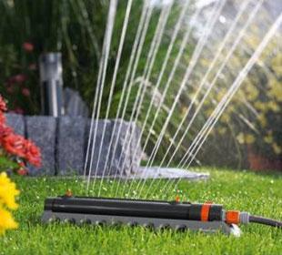 Garden Sprinkler Aquazoom