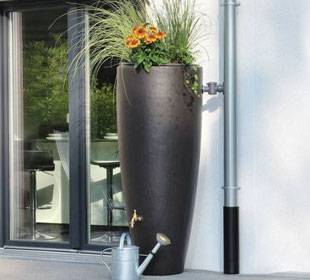 Rainwater Collector 2 in 1