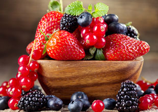 Árbustos frutíferos para pequenos espaços
