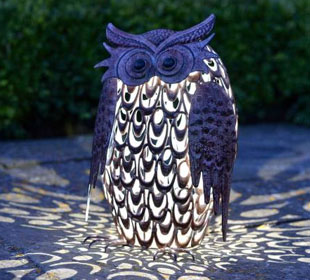 Animal Decorativo Luminoso - Mocho