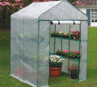 Invernadero para jardín - Greensaison 2 m2