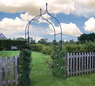 Arche de Jardin en Métal