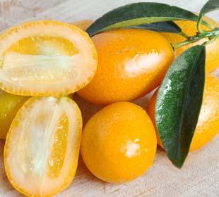 Kumquat, une saveur acidulée !