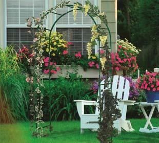 Arche jardin métal 'Classic'