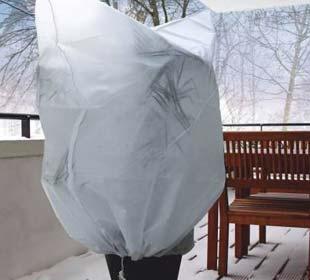 Winter fleece with Velcro fastener